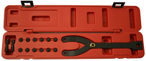 Crankshaft Holder (PMD Products Universal Camshaft Crankshaft Puller Holder Holding Tool Kit)