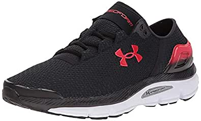 Under Armour Mens 3000288 Speedform Intake 2 Black Size: 7 US