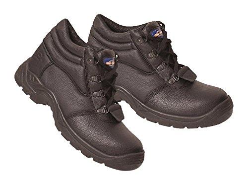 Bryson 18056 Chukka-Stivali di sicurezza, misura 11, colore: nero
