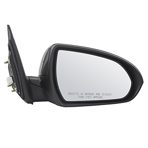 (Power Side View Mirror Passenger Replacement for 17-18 Hyundai Elantra Sedan USA)