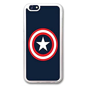 iPhone 6 Case,Transparent TPU Rubber Protective Case Cover iCustomonline DIY for Apple iPhone 6 4.7inch