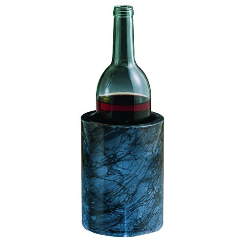 ComeAlong Industries Tabletop Green Marble Wine Cooler, 3-3/4