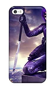 Mary P. Sanders's Shop Awesome Case Cover/iphone 5/5s Defender Case Cover(hit Girl Kick Ass Movie) 2918394K26394043
