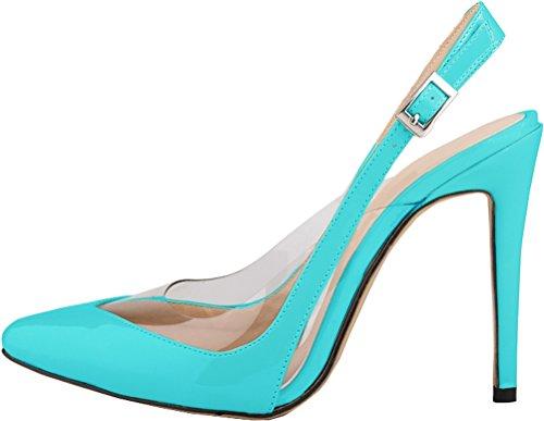 Zapatos azules Salabobo para mujer cKAJvCB