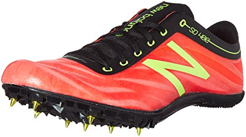 New Balance Mens MSD400V1 Track Shoes Bright Cherry