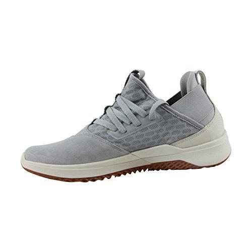 Supra Titanium Skate Shoe Lt Grey-bone / Gum