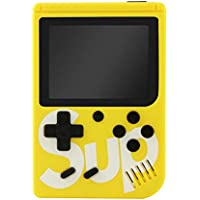 NT Sup Game Box Video Game Players 400 Games Controller Console Retro Mini Handheld Game Console for Boy Girls (Random Color)