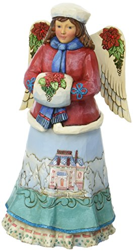 Jim Shore for Enesco Heartwood Creek Winter Wonterland An...