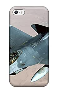 Mary David Proctor GQObqwG37DjCJz Case Cover Skin For Iphone 5/5s (f 16 Fighting Falcon Air Base Iraq)