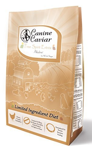 Canine Caviar Dry All Holistic Grain-Free Chicken/Millet, 24 lb by Canine Caviar Canine Caviar Chicken