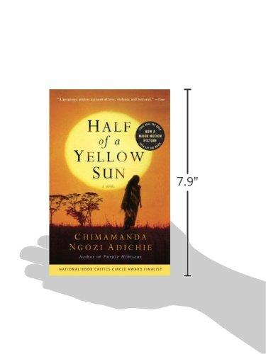ce10b2ac1 Half of a Yellow Sun - Livros na Amazon Brasil- 8601401173335
