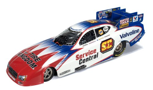 Auto World 1/24 Johnny Gray Service Central 2011 Dodge Charger NHRA Funny Car