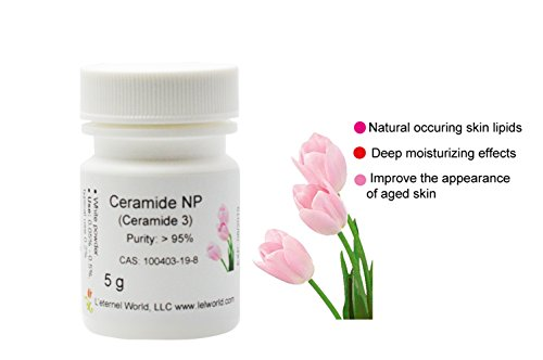 Ceramide Powder  5G  Purity 95    Skin Care Ingredient  Good For Dry Skin