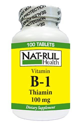 Vitamin B-1 TABS 100 MG N-R Size: 100