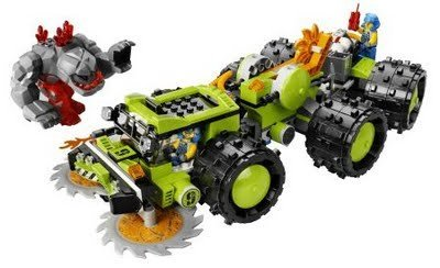 LEGO Crusher Power Miners Exclusive Limited Edition Set Set B01L4H3F36 #8708 Cave Crusher by LEGO B01L4H3F36, イシガキシ:00256322 --- mail.tastykhabar.com