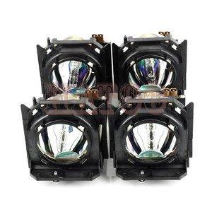 PANASONIC パナソニック PT-DW100U用ランプ ET-LAD12KFプロジェクター交換用ランプ   B00PXYHXDU