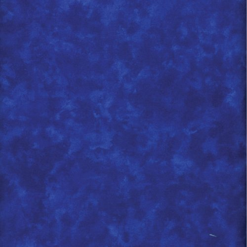 Moda Marble Quilt Fabric Blue By The (Moda Blender)
