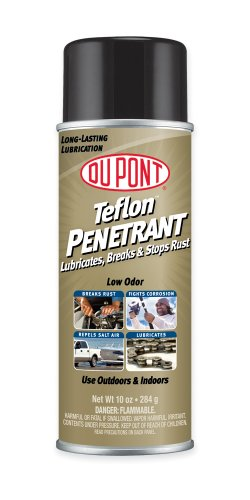 Dupont Teflon Spray (DuPont Teflon Penetrant Aerosol Spray, 10 Oz.)