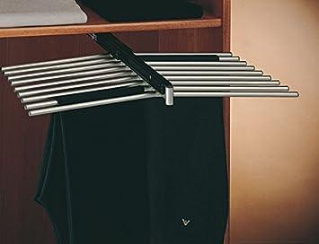 Rangez - Porte Pantalons Double 18 Barres  Amazon.fr  Cuisine   Maison 3d71e6e50091