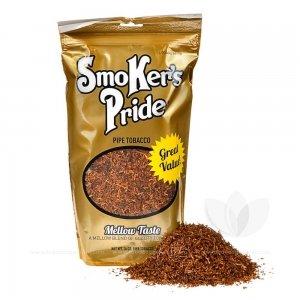 Mild Pipe Tobacco - habano757: SMOKER'S PRIDE MELLOW TASTE Holds 16 OZ. Bag Pipe Tobacco