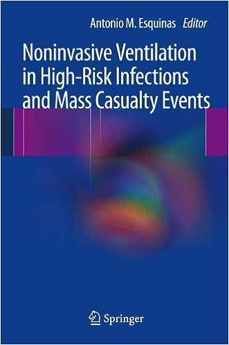 Kostenlose Audio-Bücher zum Herunterladen Noninvasive Ventilation in High-Risk Infections and Mass Casualty Events PDF FB2