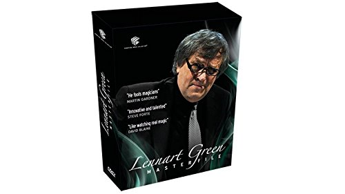 Lennart Green MASTERFILE 4 DVD Set by Lennart Green and Luis de Matos by MTS (Image #1)