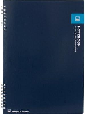 Amazon com : Nakabayashi CamScanner Notebook, A4 Size, 50 Sheets/100