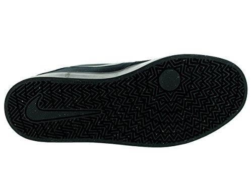 Nike Sb Check (Gs), Zapatillas de Skateboarding para Niños negro/gris antracita