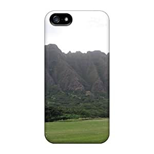 BAgQp7028huXZn Case Cover Waimanalo Mountains Forrest Reserve Part Of Windward Iphone 5/5s Protective Case