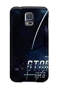 Tpu Mialisabblake Shockproof Scratcheproof Star Trek Into Darkness Movie Hard Case Cover For Galaxy S5