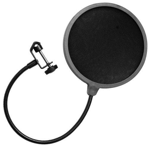 Seismic Audio - SA-MicScreen - Flexible Microphone Wind Scre