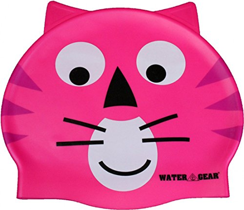 Water Gear Critter Cap, Pink Cat - Critter Water Shopping Results