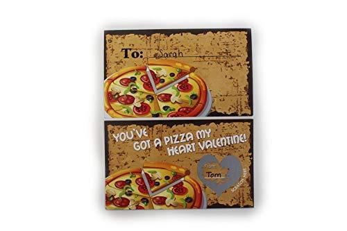 (Valentine's Day DIY Kit – Pizza – Kit of)