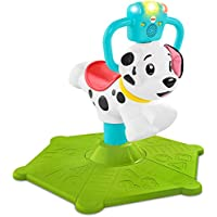 Fisher-Price Bounce and Spin Puppy Toys