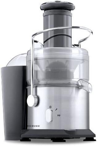 Big Boss 800-watt serie profesional exprimidor 2 velocidad boca ...