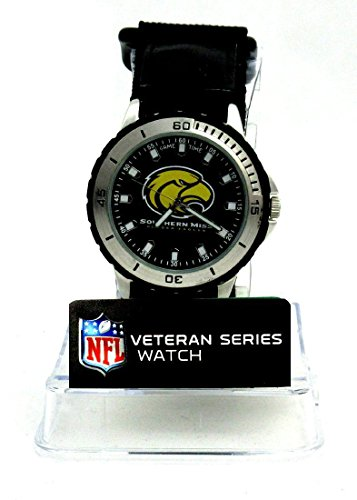 (Southern Mississippi Golden Eagles Officially Licensed GameTime Veteran Series Men's Watch)