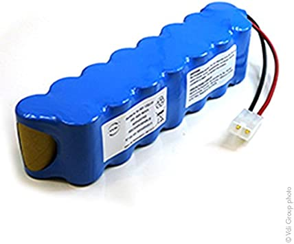 NX - Batería para Aspirador 15x SC HD 15S1P ST7 18V 3Ah TAMIY ...