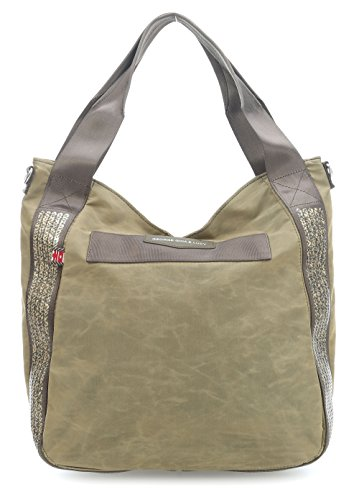 green Slucky Tote Lucy Sfesch amp; Olive Gina George wARq7I0I
