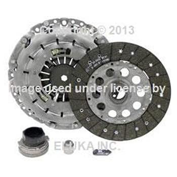 BMW Genuine Clutch Kit Set 240MM for 545i 645Ci 645Ci