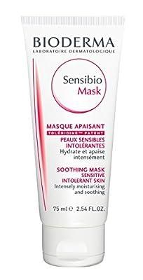 Bioderma Sensibio Moisturizing Face Mask for Sensitive Skin - 2.54 fl. oz.