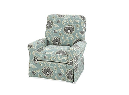 Chelsea Home Furniture Faith Accent Glider, Ankara Pond by Chelsea Home Furniture
