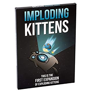 Imploding Kittens: This is the First Expansion of Exploding Kittens (B01HSIIFQ2) | Amazon Products