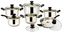 Vinaroz Vicenza Series Cookware Set