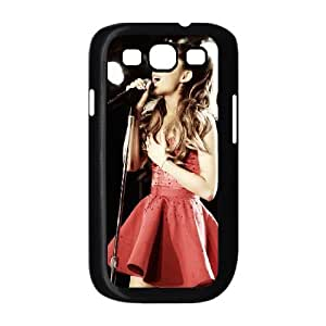 Singer Ariana Grande Pattern Productive Back Phone Case For Samsung Galaxy S3 -Style-7