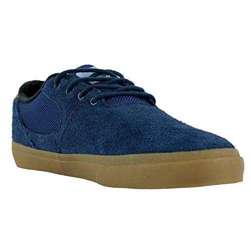 ES Skateboard Shoes ACCEL SQ NAVY/GUM Sz 12