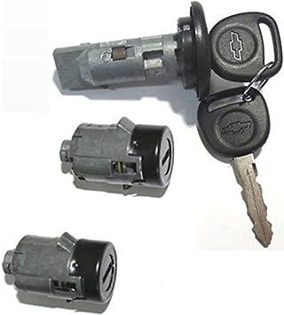 2003-2007 GM LOCKSET  CODED 7012945