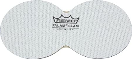 NEW Remo KS0006 PH Double Falam Slam Patch 4 Inch FREE SHIPPING