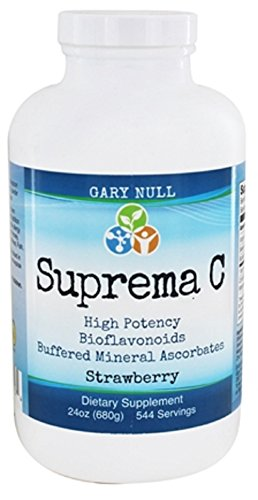Superma-C Strawberry Gary Null 24 oz (680g) Powder
