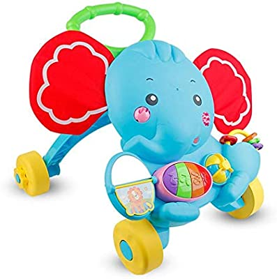 Tacatá con forma de elefante, multifunción, rueda ...