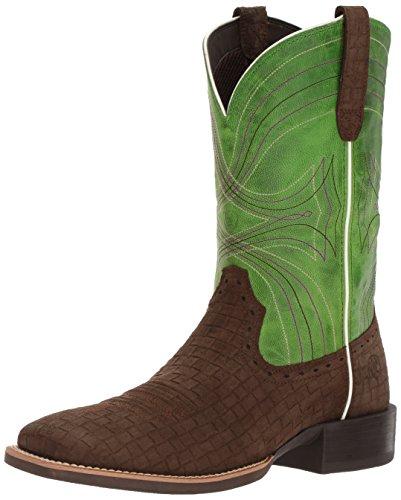 Men's Square Cowboy Muddy Boot Ariat Suede Wide Sport River Western Toe Tt6wqdwY